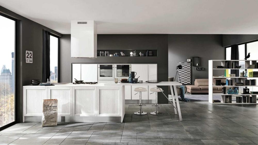 Arredamento Cucine Torino. Cucina In Lineare Da Cm Completa Di Colonne With Arredamento Cucine ...