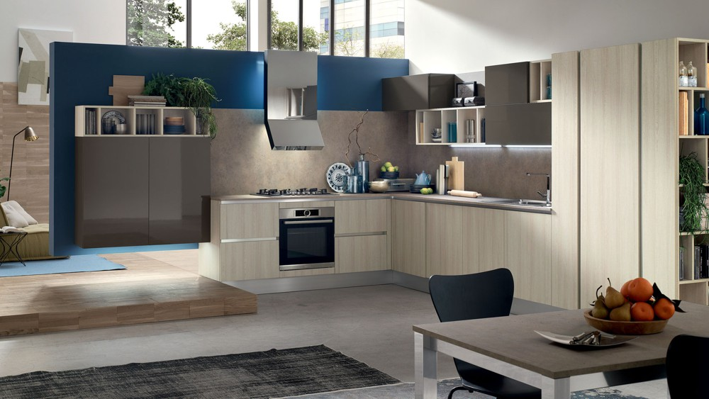 Top cucine torino una cucina with top cucine torino free for Outlet del mobile torino